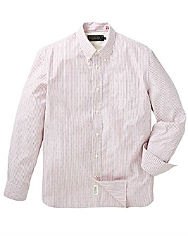 Hammond & Co. Dobby Stripe Shirt