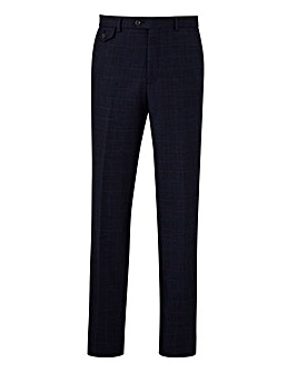 Hammond & Co. by Patrick Grant Check Trousers 31 In