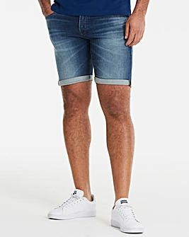 Jack & Jones Icon Loopback Denim Shorts