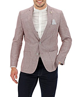 Joe Browns Cotton Linen Textured Blazer