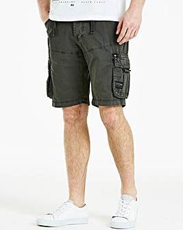 Crosshatch Raven Norbury Shorts
