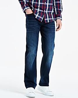 Mish Mash Mallory Straight Jean 29 In