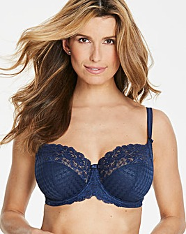 Panache Envy Navy Balcony Wired Bra