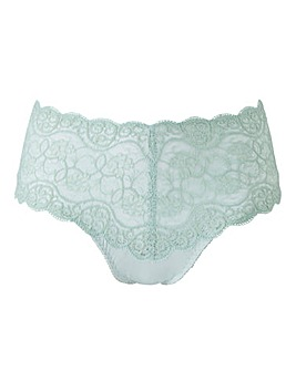 Triumph Amourette Maxi Green Briefs