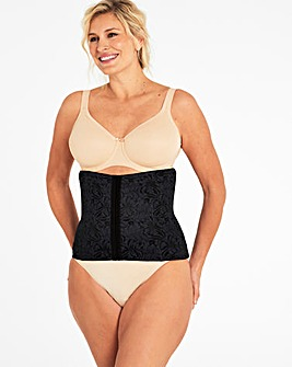 Maidenform Take Inches Off Black Waist Nipper