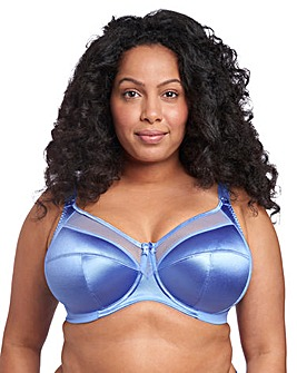Goddess Keira Full Cup Cornflower Bra