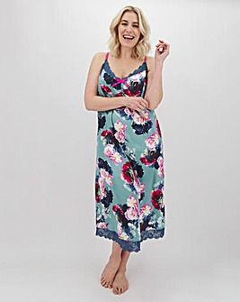 Joe Browns Satin Floral Chemise