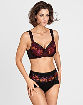 Miss Mary Floral Sun Wired Bra