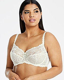 Bestform Pampelune Full Cup Wired Ivory Bra