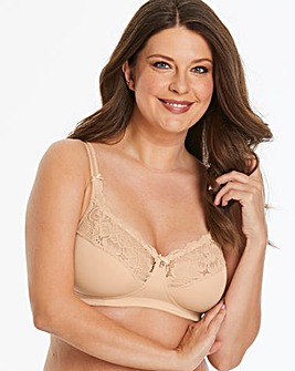 Bestform Cocoon Non Wired Nude Bra