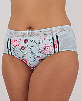 Joe Browns Floral & Lace Full Fit Briefs