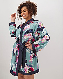 Joe Browns Satin Floral Robe