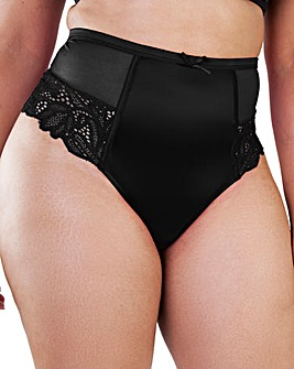 Gabi Fresh Carmen Satin High Waist Thong