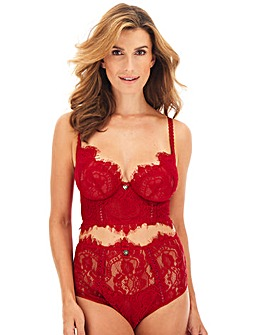 Lipsy Lonnie Longline Wired Bra