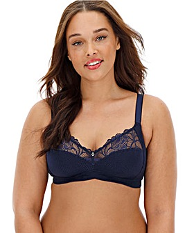 Fantasie Memoir Ink Blue Non Wired Bra