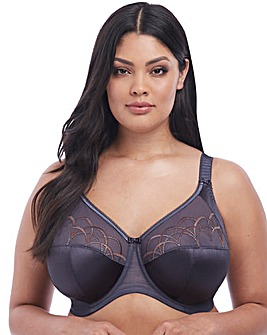 Elomi Cate Anthracite Full Cup Wired Bra