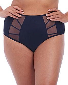 Elomi Sachi Navy Full Briefs