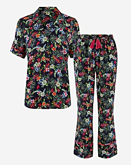 Joe Browns Floral Pyjamas