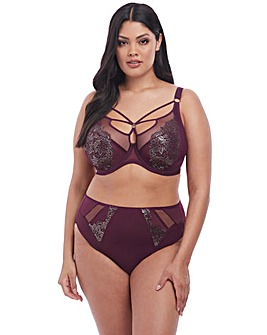 Elomi Eugenie Berry Plunge Wired Bra