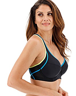 Dorina Curves Spirit BlackMix Sports Bra