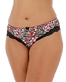 Dorina Curves Dolores Floral Brief