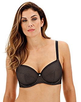 Berlei Eternal Non Padded Black Balcony Bra