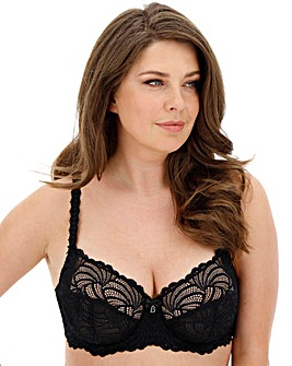 Bestform Pampelune Full Cup Wired Black Bra
