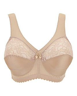 Glamorise Cotton Non Wired Skin Bra