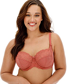 Panache Envy Sienna Orange Balcony Bra