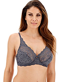 Triumph Amourette Full Cup Grey Bra