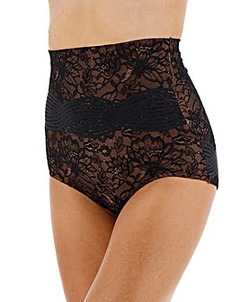 Triumph Amourette Charm Black Briefs
