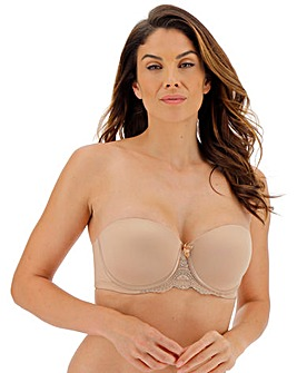 Playtex Flower Elegance Strapless Bra