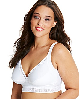 Playtex Feel Good Cotton Support Bra