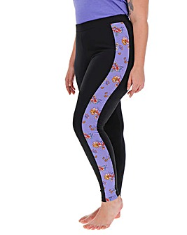 Joe Browns Printed Panel Leggings
