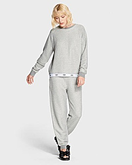 Ugg Nena Grey Heather Lounge Pullover