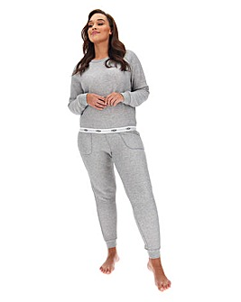 Ugg Cathy Grey Heather Lounge Jogger