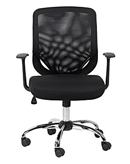Alton Mesh Back Chair