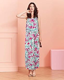 Layer Maxi Dress