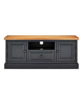 Ashdawn Ready-Assembled Wide TV Unit
