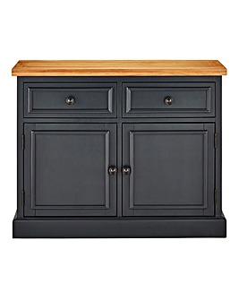 Ashdawn Ready-Assembled 2 Door 2 Drawer Sideboard