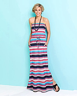 Maxi Bandeau Dress