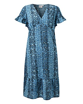 Junarose Janni Midi Dress