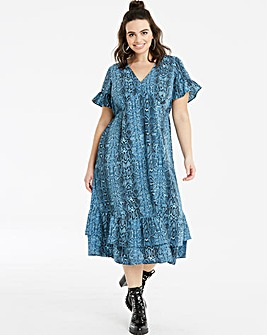 Junarose Janni Midi Dress
