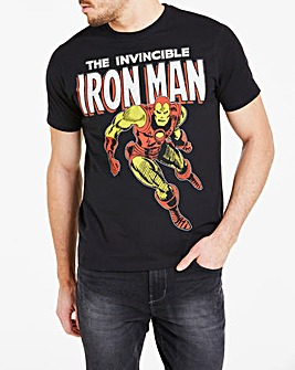 Iron Man Marvel T-Shirt