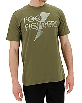 Foo Fighters Band T-Shirt Long