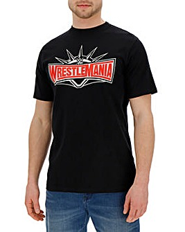WWE Wrestlemania T-Shirt Long