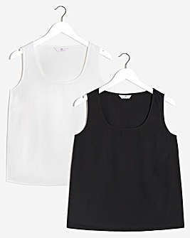 Julipa 2 Pack Vests