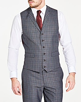 Skopes Warley Check Waistcoat