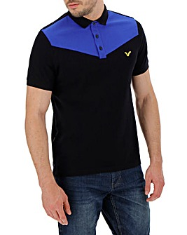 Voi Chevron Polo Long