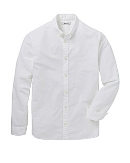 Jack & Jones Originals Cotton Linen Summer Long Sleeve Shirt